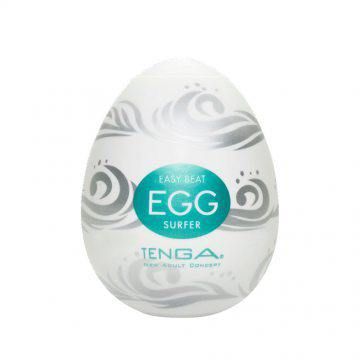 日本TENGA-EGG-012 SURFER自慰蛋(海嘯型)