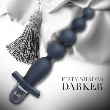 Fifty Shades Darker 格雷的五十道陰影2-束縛 串珠造型後庭震動器